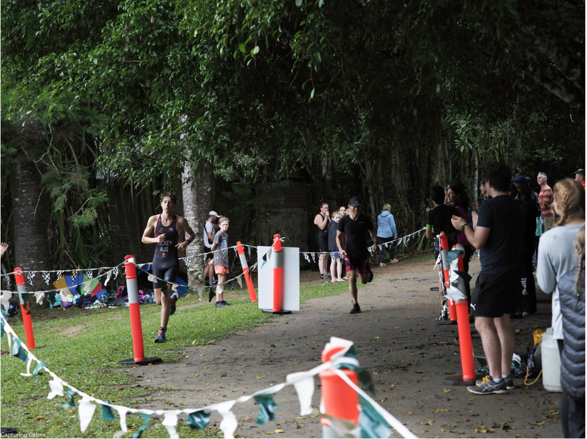 CANCELLED – Lake Eacham Aquathlon – 3rd February 2019
