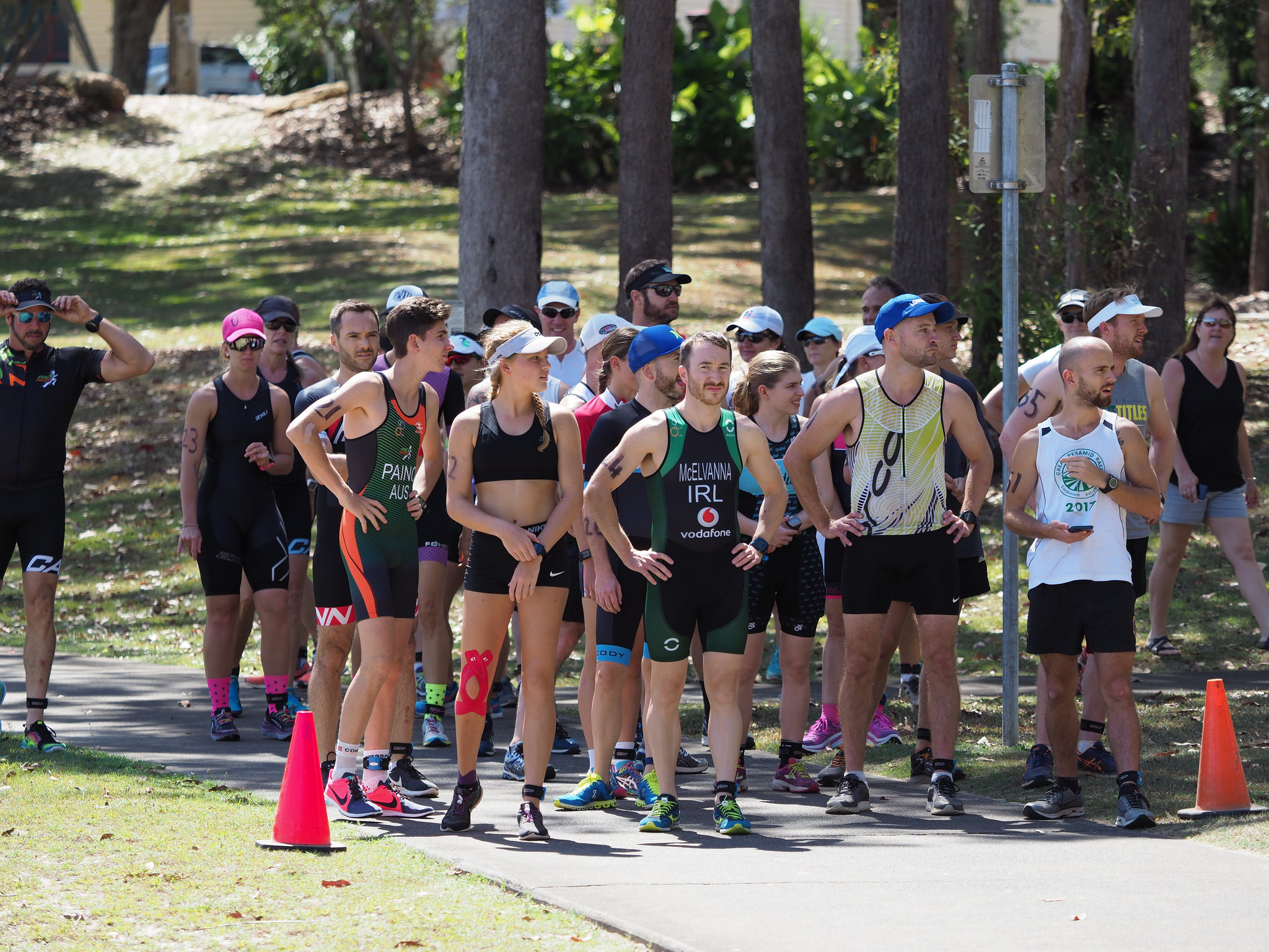 Lake Tinaroo Long and Short Course 2019